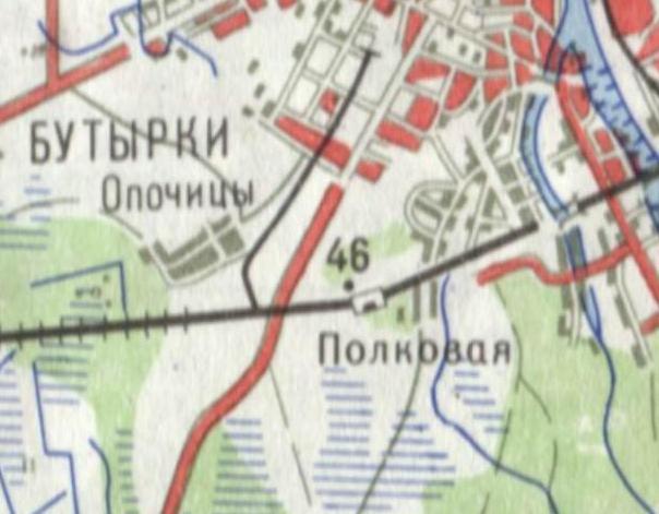 "Направления и станции"", Москва"